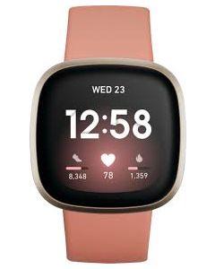 Reloj inteligente con GPS Fitbit Versa 3