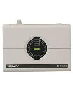 Sistema de aspiración VESDA Laser Focus de 1 canal, 1 tubería total 25m, con LEDs