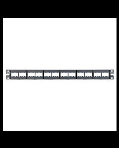 Panduit - Rack panel de conexiones de 24 puertos
