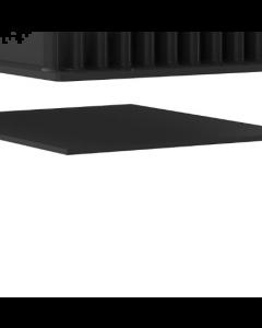 Panduit Opticom - Soporte de módulo de fibra óptica - negro