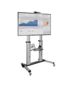 """Soporte Pantalla Móvil para TVs y Monitores Plano o Curvo LCD de 60 a 100"""""""