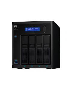 WD My Cloud EX4100 WDBWZE0000NBK - servidor NAS - 0 GB