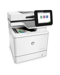 HP LaserJet Multifuncional Color Managed E57540dn - Workgroup printer - Printer / Copier / Scanner