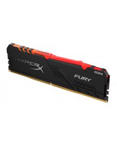 Memoria Ram DDR4 Kingston HyperX FURY RGB 3000MHz 8GB PC4-24000 HX430C15FB3A/8