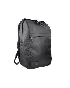 "Xtech - Laptop Backpack - 15.6"" - Durable polyester - Black - Leiden XTB-209"