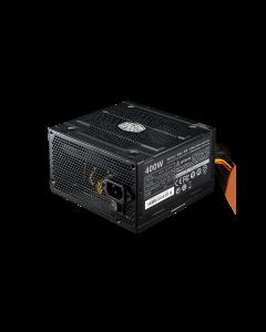 Fuente de Poder Cooler Master 400W, ELITE V3, Active PFC, Silent