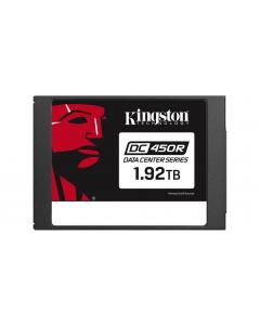 """Kingston Data Center DC450R - Unidad en estado sólido - cifrado - 1.92 TB - interno - 2.5"""""""