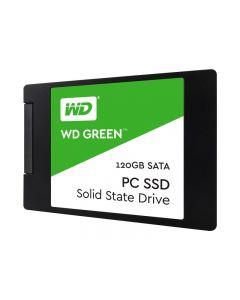 WD Green SSD WDS120G2G0A - unidad en estado sólido - 120 GB - SATA 6Gb/s