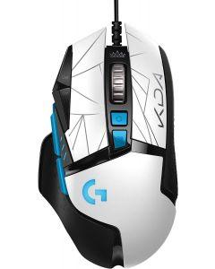 Mouse Gamer Logitech G502 Hero, Gaming Mouse, 16,000 DPI, 11 Botones, Edición K/DA