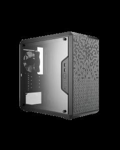 Gabinete Gamer Cooler Master Q300L Ventana, Midi-Tower, Micro-ATX, Mini-ITX, USB 3.0, Negro