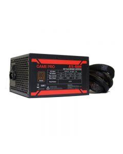 Fuente de Poder Game Pro ATX-400W - Certificada 80+ Bronze