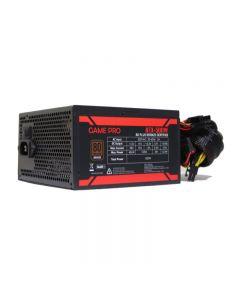 Fuente de Poder Game Pro ATX-500W - Certificada 80+ Bronze