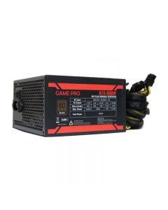 Fuente de Poder Game Pro ATX-600W - Certificada 80+ Bronze
