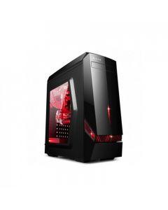 Gabinete Gamer ATX GamePro G6B - 3 Fan ARGB Incluidos