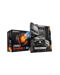 Placa Madre Gigabyte Z590 Gaming X, LGA 1200, DDR4, PCI-e 4.0, M.2, HDMI