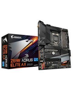 AORUS - Placa Madre - ATX - LGA1200 Socket - Intel Z590 - Intel HD Graphics