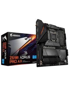 Tarjeta Madre AORUS - Z590 AORUS PRO AX - LGA1200 Socket - Intel Z590
