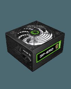 Fuente de Poder GAMEMAX GP 650W 80PLUS BRONZE