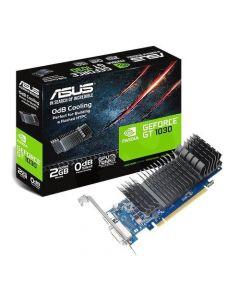 ASUS tarjeta Video NVIDIA GeForce GT1030 2G CSM GDDR5 - 2 GB