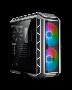 Gabinete Gamer Cooler Master Mastercase H500P Mesh ARGB (Vidrio Templado, Malla Frontal, E-ATX, Negro)