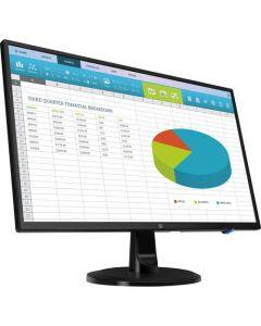 "Monitor LED 23.8"" HP | Full HD (1080p) - | HDMI, DVI, VGA"