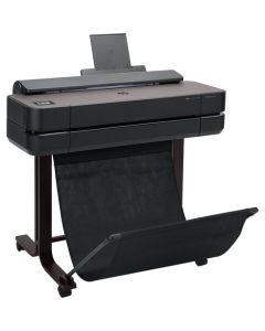 """Impresora plotter inalámbrica compacta de gran formato HP DesignJet T650 (24 """")"""