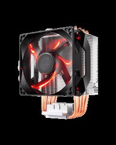 Disipador de Procesador Cooler Master Hyper H410R, 4 heat pipes, LGA1151