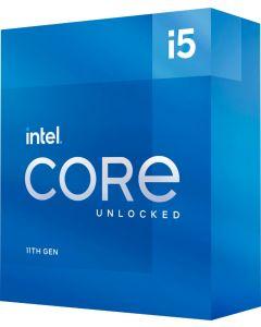 Intel - Core i5 i5-11600K - 3.9 GHz - 6-core - LGA1200 Socket
