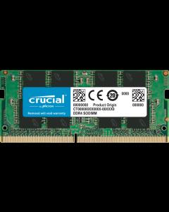 Ram 8GB Crucial | SO-DIMM DDR4-3200