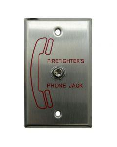 Notifier FPJ Toma de teléfono para bombero
