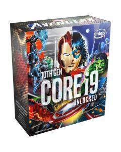 Procesador Intel Core i9-10900K 3.7 GHz de diez núcleos LGA 1200 (Marvel Avengers Special Edition)