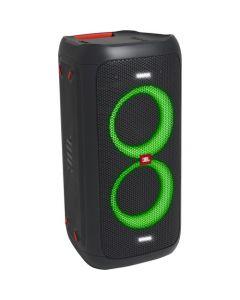 Altavoz inalámbrico portátil JBL PartyBox 100 de 160 W con espectáculo de luces incorporado