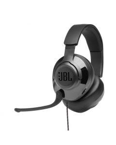 JBL Quantum - Q200 - Auriculares - Con cable - Micrófono abatible para juegos