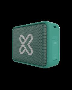 Parlante Portatil Klip Xtreme Port TWS KBS-025 - Green - 20hr Waterproof IPX7