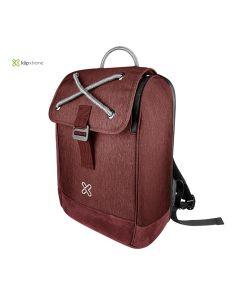 Mochila para laptop 14.1″ Klip Xtreme 12Kg color rojo – KNB-581RD