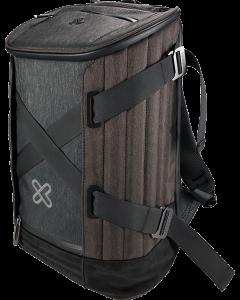 "Mochila para Notebook Klip Xtreme XtremeProtect, Tamaños de hasta 15.6"", Máx. 15kg, Gris"