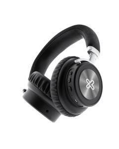 Audífonos Inalámbricos Klip Xtreme KWH-500, Home Audio, Bluetooth Wireless, Black - Para Home audio / Para Portable electronics - Wireless