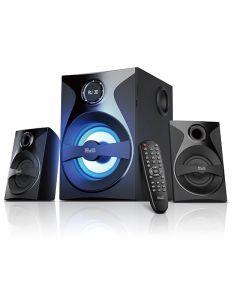 Klip Xtreme BluFusion | Sistema de parlantes de 2.1 canales con función NFC y  Bluetooth®