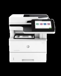 Impresora Multifunción Láser HP LaserJet Enterprise, Impresión, Copia, Scanner, USB, Pantalla táctil