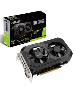 ASUS TUF Gaming GeForce ® GTX 1650 OC Edition 4GB GDDR6