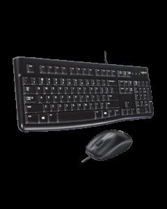 Logitech Desktop MK120 - juego de teclado y ratón