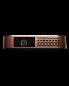 Proyector LED ultradelgado inalámbrico portátil de 1080p M2 1200 lum