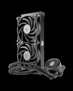 Refrigeración Líquida Cooler Master MasterLiquid Lite 240 (Radiador de 240mm, Fan Air Balance de 120mm x2)