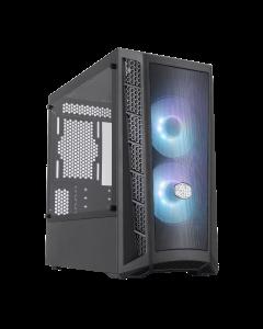 Gabinete Gamer Cooler Master Masterbox MB311L ARGB, Vidrio Templado, Mini-ITX, Micro-ATX
