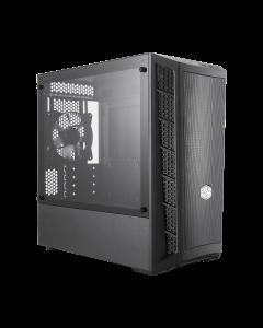 Gabinete Gamer Cooler Master Masterbox MB311L, Vidrio Templado, Mini-ITX, Micro-ATX