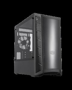 Gabinete Gamer Cooler Master Masterbox MB320L, Vidrio Templado, Mini-ITX, Micro-ATX