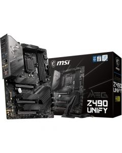 Placa Madre MSI - MEG Z490 UNIFY - ATX - LGA1200 - Intel Z490