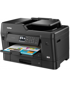 Impresora Multifuncional Brother MFC-J6730DW, Inyección de tinta, WiFi-Direct/Ethernet/Dúplex A3