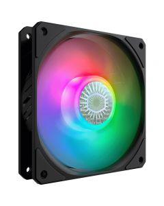 Ventilador Cooler Master Sickleflow con iluminación LED ARGB, 120 mm.