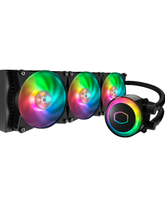 Refrigeración Liquida Cooler Master MasterLiquid ML360R RGB, Intel, AMD